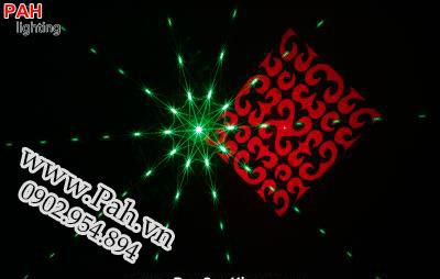 Đèn led cho vũ trường SIRANA 7