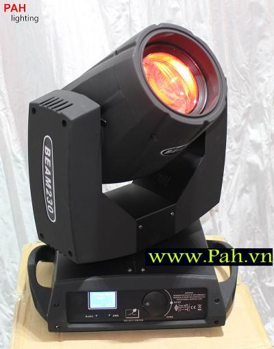 Đèn moving head beam 230w giá rẻ nhất, bảo hành 12 tháng chính hãng 1