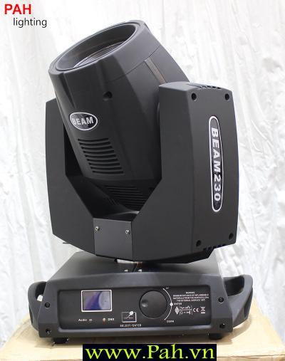 Đèn moving head beam 230w giá rẻ nhất, bảo hành 12 tháng chính hãng 2