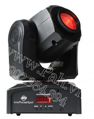 Đèn moving head mini công suất 10w nhỏ gọn dễ thương 5
