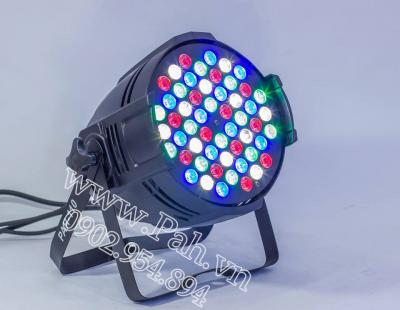 Đèn par led 54x3w giá rẻ cho sân khấu 3