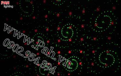 Đèn trang trí phòng karaoke laser giá rẻ 6