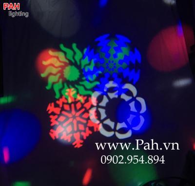 Đèn led cho karaoke Phabu thế hệ mới 5