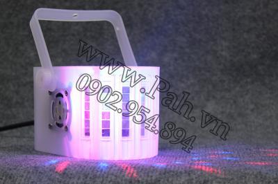 Led tino hiệu ứng tia siêu nhỏ cho phòng karaoke 1