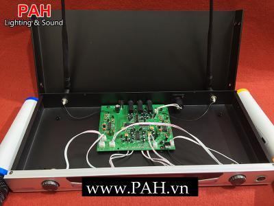 Micro Không Dây Gía Rẻ cho Karaoke PAH SD–207 2