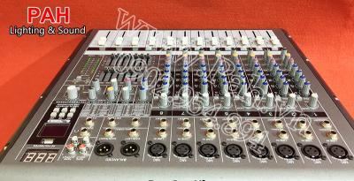 Mixer Công Suất PAH PSX-8USB 3