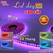 Đèn LED dây chịu nước 7 màu