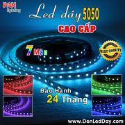 Đèn LED dây RGB 5050 cao cấp