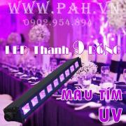 Led thanh wash tường UV cực sáng